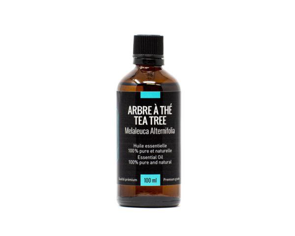 huile essentielle arbre à thé 100ml