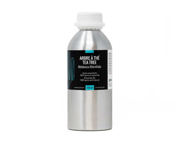 huile essentielle arbre à thé 500ml