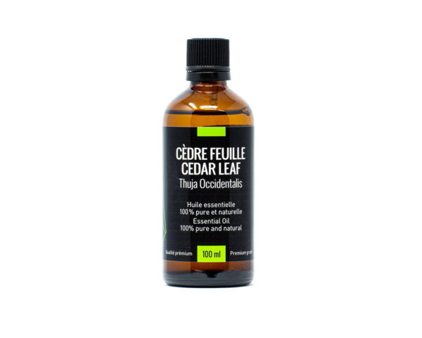 huile essentielle cèdre feuille 100ml