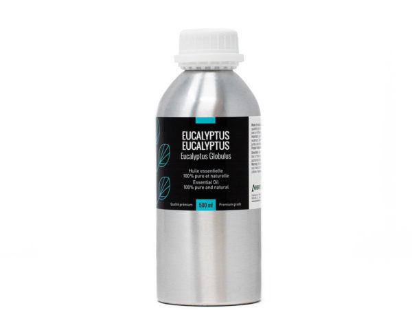 huile essentielle eucalyptus 500ml