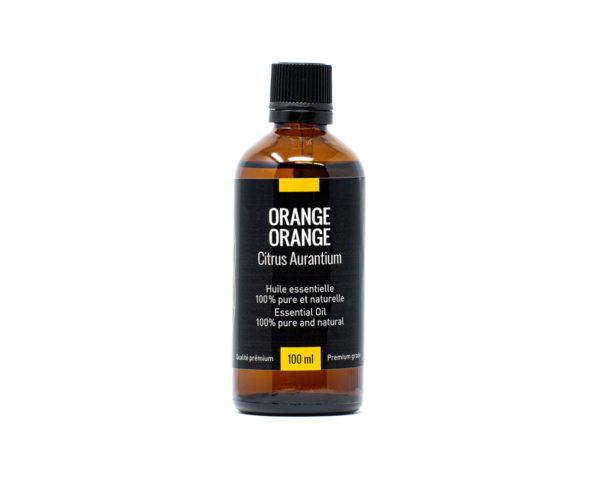 huile essentielle orange 100ml