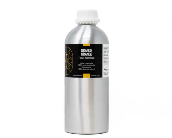 huile essentielle orange 1l