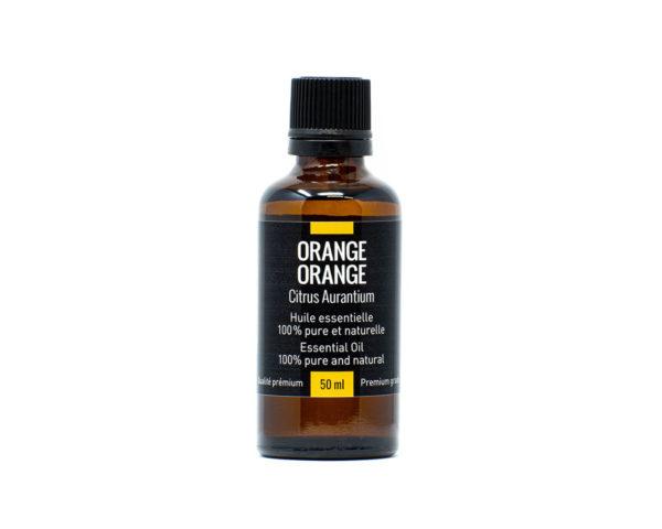 huile essentielle orange 50ml