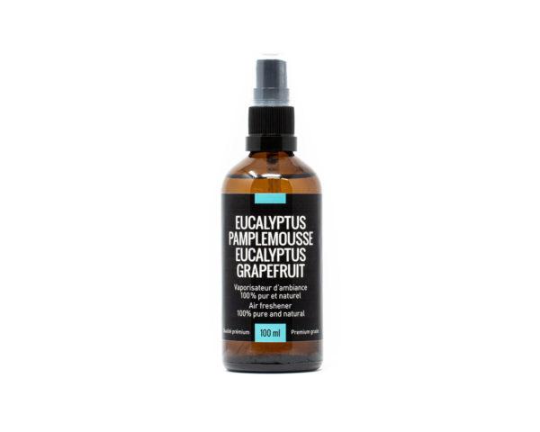 vaporisateur eucalyptus et pamplemousse 100ml