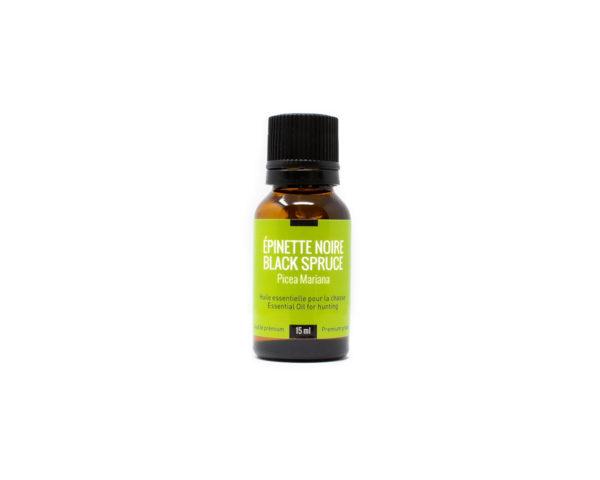 huile essentielle chasse épinette noire 15 ml