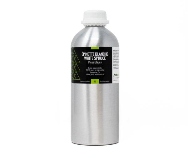 huile essentielle épinette blanche 1L