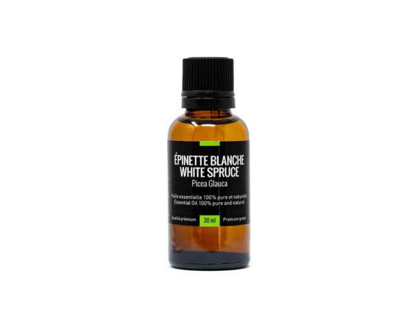 huile essentielle épinette blanche 30ml