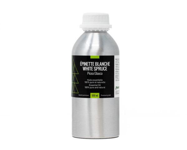huile essentielle épinette blanche 500ml
