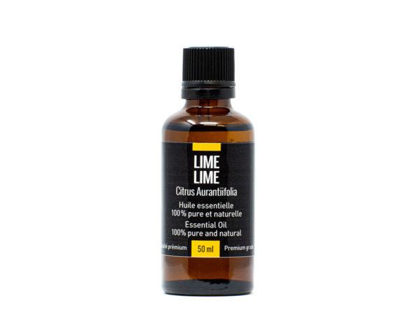 huile essentielle lime 50ml