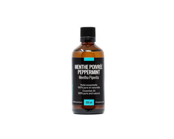 huile essentielle menthe poivrée 100ml