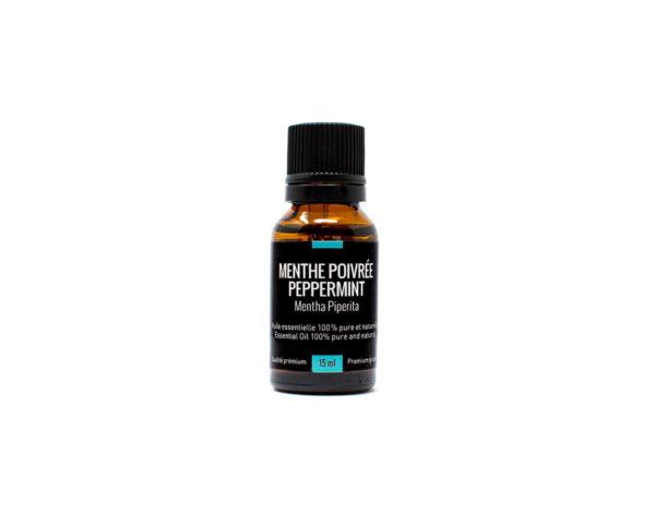 huile essentielle menthe poivrée 15ml