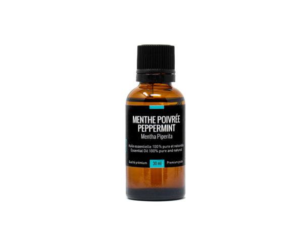 huile essentielle menthe poivrée 30ml