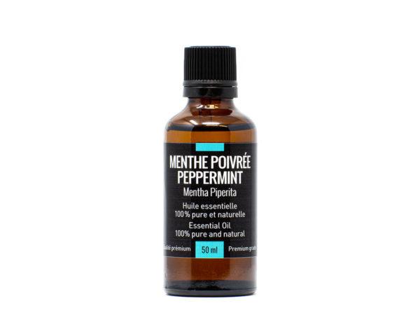 huile essentielle menthe poivrée 50ml