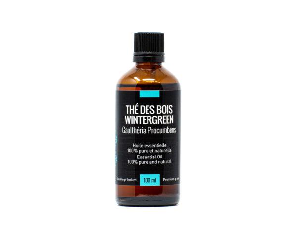 huile essentielle thé des bois 100ml